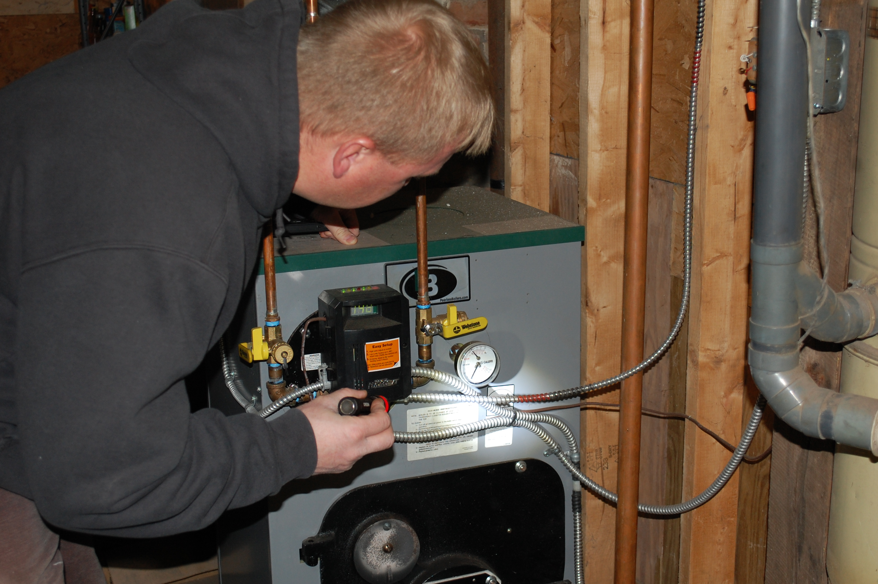 Electrical Wiring Inspection